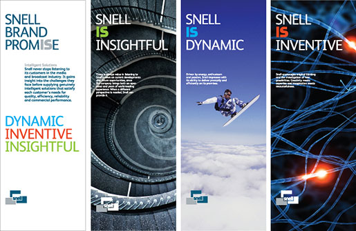 Snell Intelligent Solutions Banners